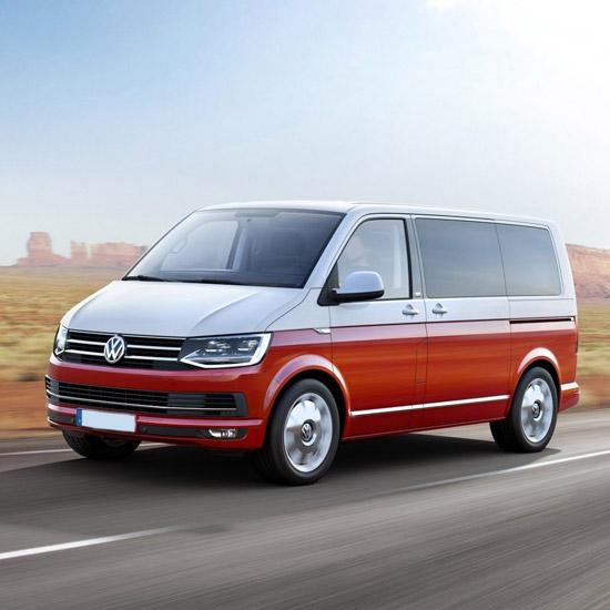 Screen wraps for combi vans