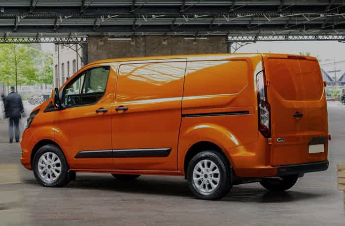 Screen wraps for vans